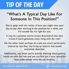 Questions To Ask During Your Interview 1 Whats A Typical