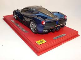 Bbr Scale 1 18 Ferrari Laferrari Blue Tour De France Catawiki