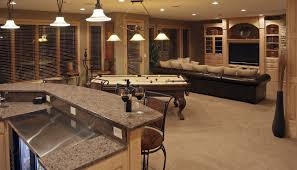 What To Consider Before Choosing The Right Unfinished Basement - Ununfinished basement before and after