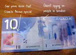 How To Make Fake Money For Vending Machines Beauteous Canadian Money Is Pretty Much Useless The Bloggess