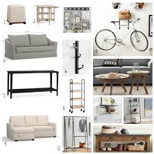 here s our picks of the best most versatile pieces from the pottery barn small spaces collection