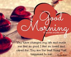 Good Morning Love Quotes Messages Hover Me Awesome Bast Love Pictures With Good Morning