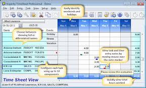 Timesheets Xls Insperity Timesheet Professional Overview Deepak Sareen Associates