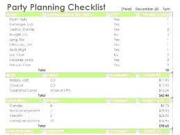Party Planning Templates Free Event Planner Template Party Planning Templates Party