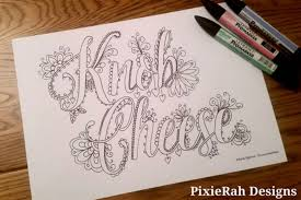 Small Picture Behold the colouring book of swear words for when pretty patterns