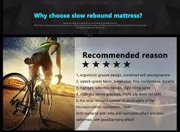 coolchange road bicycle saddle mountain mountain bike seat gasbag bike seat cover super slow rebound mtb