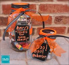 Decorated Candy Jars How To Limit Halloween Candy Get TRICKY with those TREATS 38