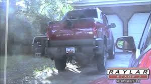 Raylar Stage 2 - Chevy Avalanche 2500 - Vortec 8.1 Liter 496 - YouTube
