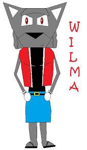 Wilma Wolf redesign 2016 by sonamy-666 on DeviantArt