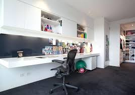 contemporary office lighting. Office Lighting Ideas View In Gallery Sleek Contemporary Home With Smart Task Modern