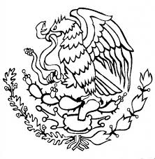 Small Picture Mexican Flag Coloring Pages Picture 3 Printable Mexico Flag in