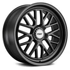 Tsw Wheels Hockenheim S Semi Gloss Black Gunmetal Hex Nut 17x8