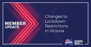 The lockdown will begin on friday midnight and end on wednesday. Changes To Lockdown Restrictions In Victoria 19th October 2020 Aada
