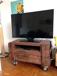 tv stand with casters. Tv Stand With Wheels Accent Pallet On Walmart . Casters T