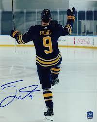 Bu phenom jack eichel learning lessons on, off the ice. Jack Eichel Buffalo Sabres Signed Autographed Boston University Action 8x10 Photographs Sports Collectibles Vit Edu Au