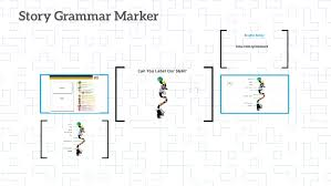 Story Grammar Story Grammar Marker By S F On Prezi