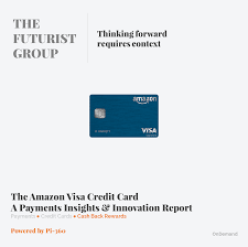 Maybe you would like to learn more about one of these? Amazon Visa Report The Futurist Group