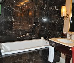 there are two sinks and vanity area my dream bathroom in my future home i love the electronic trash bin