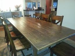 pottery barn style dining table: dining room tables pottery barn shabbychic style expansive