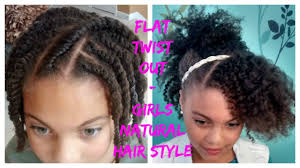 Twist Hair Style flat twist out 4c natural hair style youtube 1207 by stevesalt.us