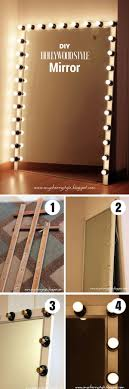Diy Large Wall Mirror Best 25 Diy Mirror Ideas On Pinterest Cheap Wall Mirrors Farm