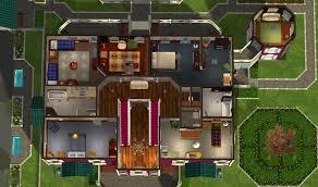 impressing sims 2 floor plan smart decorations the house plans pc design