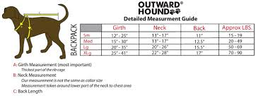 Backpack Volume Chart Kyjen Outward Hound Dog Backpack Review Puppy Leaks