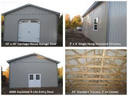 10 x 9 garage door301 best Garages images on Pinterest  Garages Pole buildings and 4 h