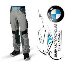 Bmw Motorrad Motorcycle Genuine Rallye Pants Grey Grey