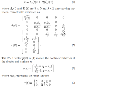 can anyone tell me how to implement these timevarying state space equations in matlab matlab answers matlab central