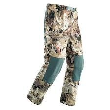 Sitka Size Chart Sitka Gear New For 2019 Youth Cyclone Pant