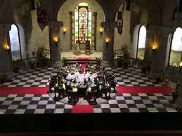miniature world king arthur s round table