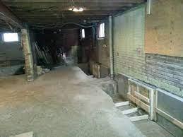 basement lowering techniques