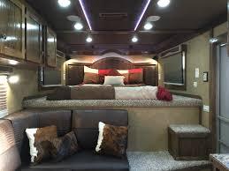horse trailer living quarters conversions parts and lion photos