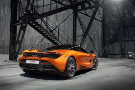 2018 mclaren top speed. perfect mclaren 2018 mclaren 720s rear three quarter throughout mclaren top speed