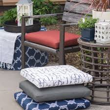 Stylish 19 X 19 Outdoor Seat Cushions Blazing Needles 20 Inch X 19