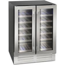 wine coolers drink fridges polar cd086 undercounter display fridge 150ltr under counter display fridge glass front alexanders direct