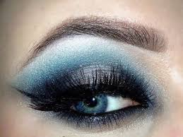 makeup tips for brown eyes and tricks smokey eye eyeliner for blue