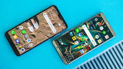 Image result for huawei p20 vs mate 10 pro