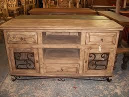 Reclaimed Wood Rustic Credenza – Monterrey Rustic Furniture