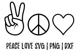 Peace love grinch svg, grinch christmas svg, grinch leopard svg. Peace Love Svg Hand Peace Sign Svg 1053180 Cut Files Design Bundles