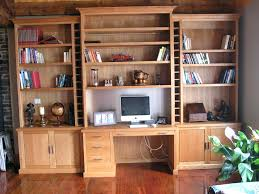 custom home office wall. simple home home office wall unit designs custom units with  desk and bookcase plus cabinets homesfeed throughout  inside