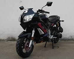 amazon com fully assembled sports bike 150cc street legal