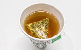 starbucks teavana fort wellness brewed tea review non caffeinated rooibos with a little mint