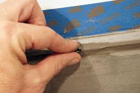 concrete counter edging