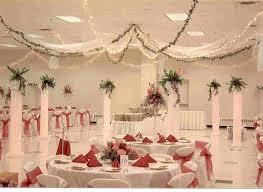 hall simple wedding decoration ideas
