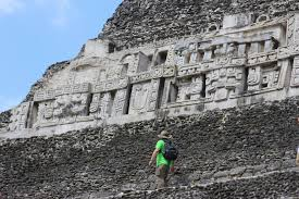 Image result for xunantunich mayan ruins