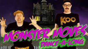 Koo Koo Kanga Roo - Monster Moves (Dance-A-Long) - YouTube