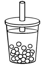 iced tea clip art black and white.  Black And Iced Tea Clip Art Black White
