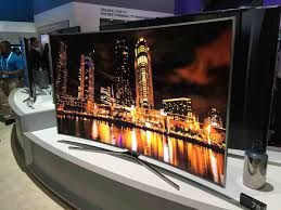samsung 78 curved tv. ces 2015 samsung 78 inch suhd tv curved tv